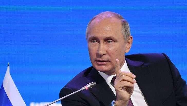 Владимир Путин рассказал о росте товарооборота на Дальнем Востоке