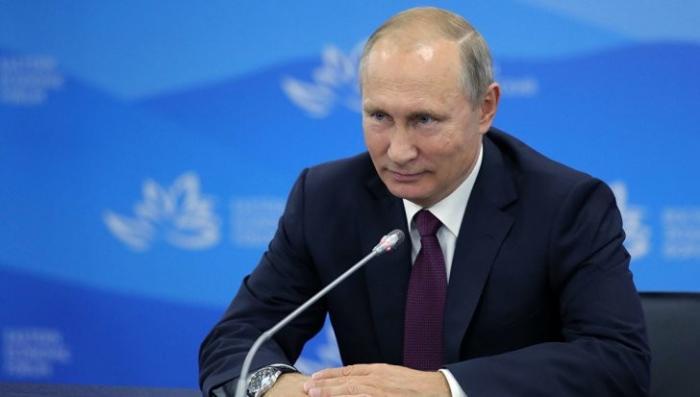 Владимир Путин констатировал, что Рэкс Тиллерсон попал в «плохую компанию» в госдепе США