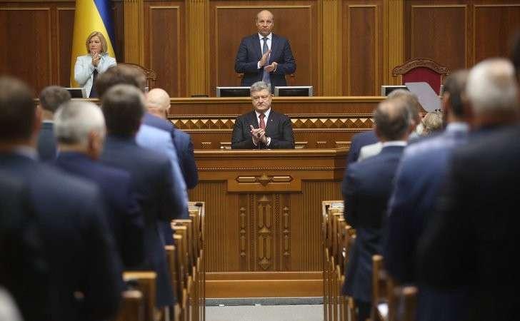 Порошенко назвал условия по размещению миротворцев ООН в Донбассе