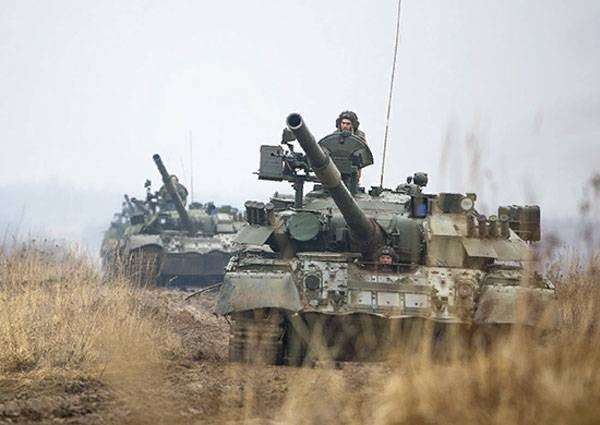 «Запад-2017». Как Россия готовится смять НАТО одной дивизией