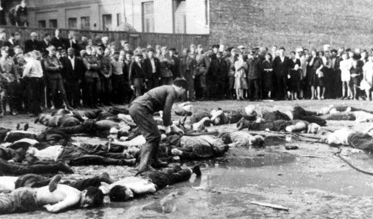 Геноцид в Литве: «Молодые литовцы убивали евреев ножами и топорами»