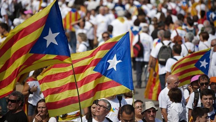 Испания: парламент Каталонии принял закон о порядке выхода из состава страны