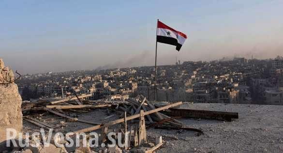 Война вСирии вступает врешающую фазу. Какповедут себя наши «союзники»? | Русская весна