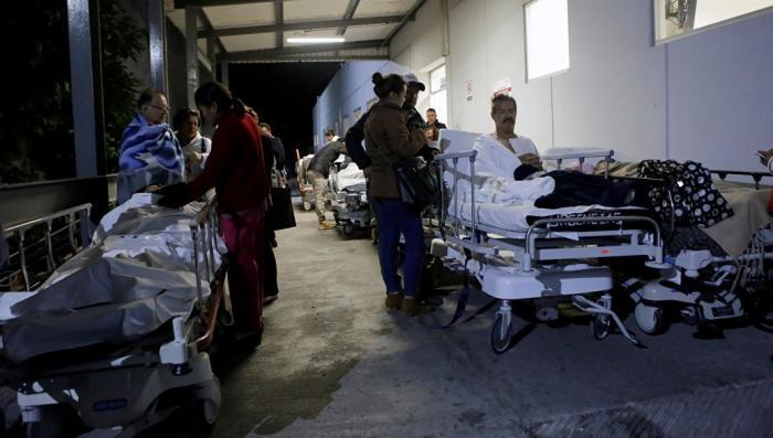 Мексика: мощнейшее за сто лет землетрясение вызвало цунами