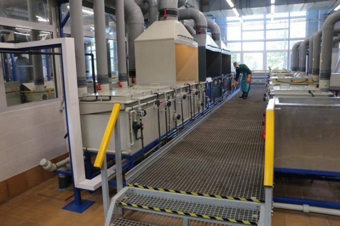В Омске концерн «Алмаз-Антей» увеличил производство продукции вчетыре раза