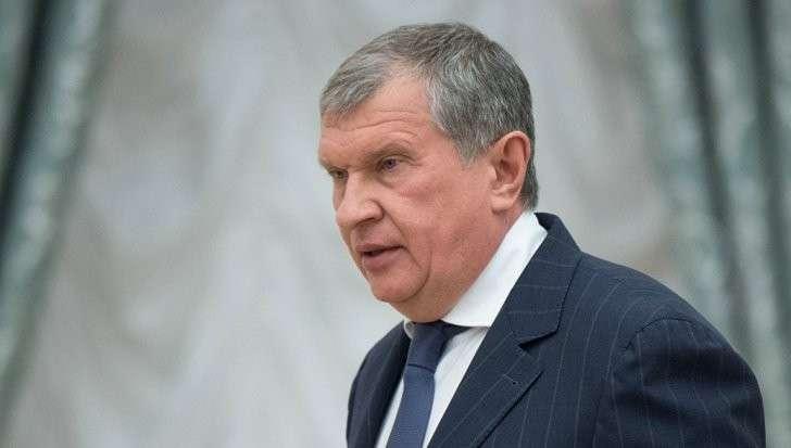 Игорь Сечин об опубликовании разговора с Улюкаевым: «это профессиональный кретинизм»