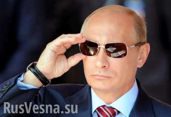 «Искусственный интеллект» Путина довел американцев доистерики | Русская весна