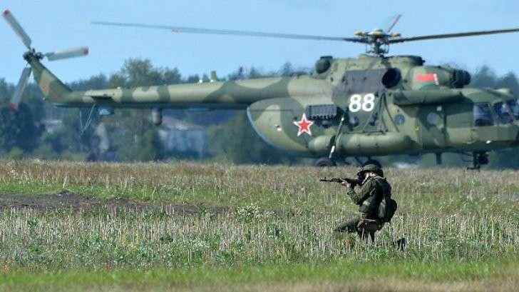Учения Запад-2017: СМИ нагнетают обстановку вокруг военных учений России и Белоруссии