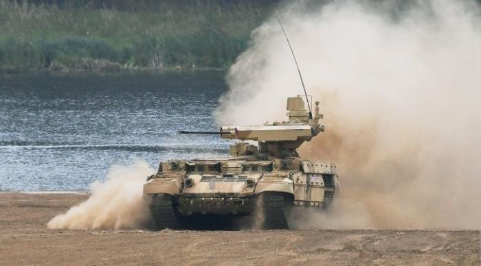 Русский «Терминатор»: на что способны отечественные боевые машины поддержки танков
