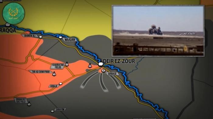 Сирия: США обвиняются в эвакуации полевых командиров ИГИЛ