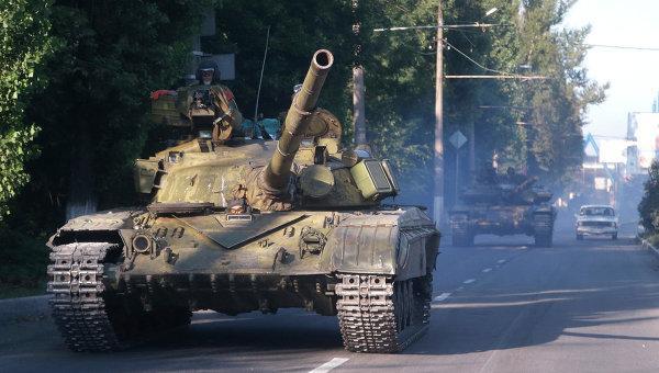 Власти ДНР предложили попавшим в окружение карателям сдаться