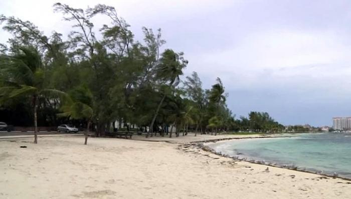 Ураган «Ирма» обрушился на территорию Кубы
