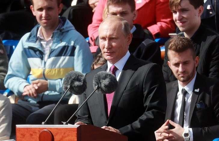 Владимир Путин: реконструкция Москвы – это непростое дело, но её нужно было начинать