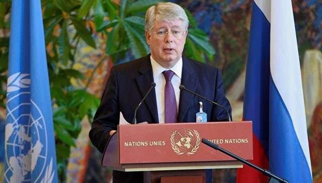 Постпред России при ООН Алексей Бородавкин пристыдил ООН за лживый доклад по Сирии