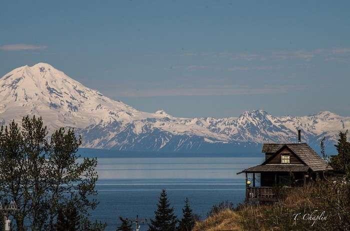 Нинильчик - деревня на Аляске, где до сих пор звучит русская речь.