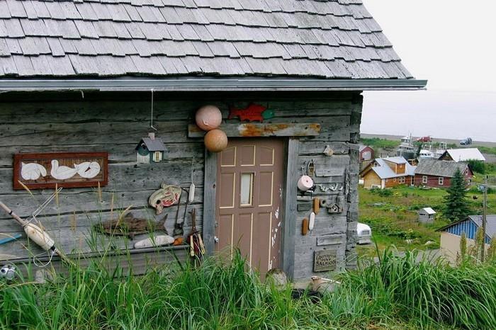Нинильчик – деревня на Аляске, в которой и сегодня говорят по-русски