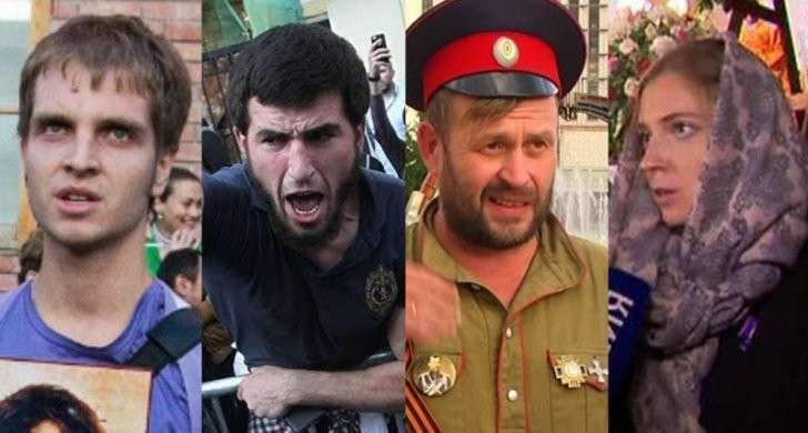 В России религиозные фанатики дико рвутся во власть