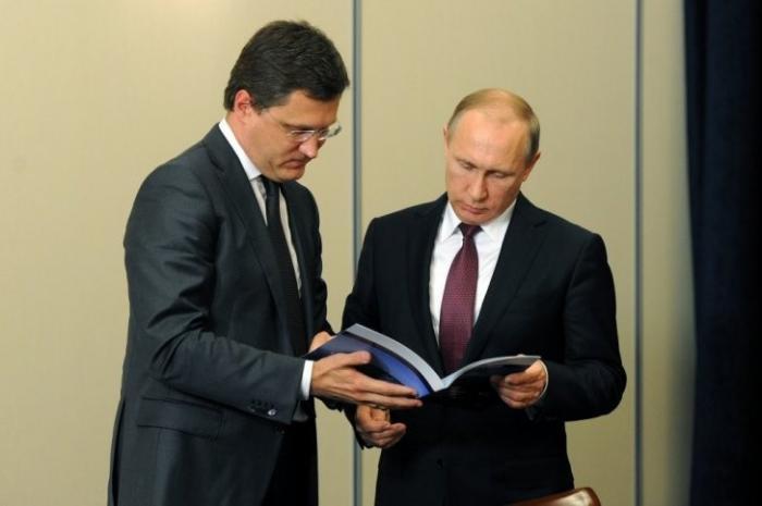 Путин продолжает наведение порядка в нефтяном секторе