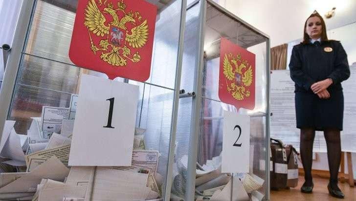 Россияне выбирают глав шестнадцати регионов и депутатов шести заксобраний