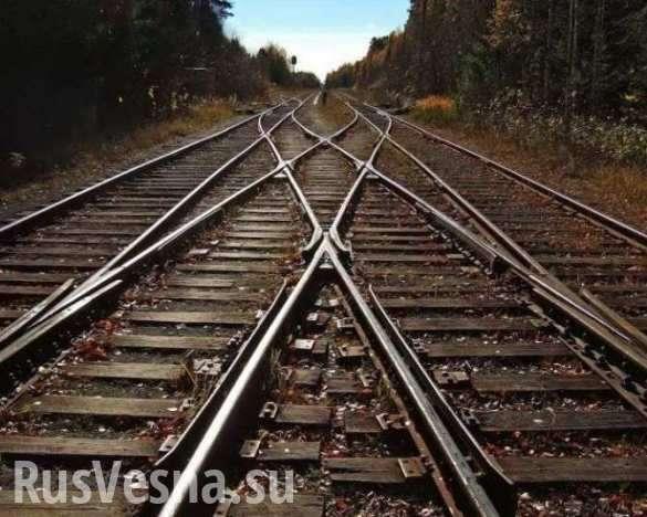 Почему Россия пускает поезда в обход Украины | Русская весна