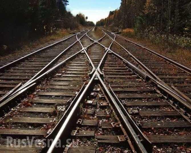 Почему Россия пускает поезда в обход Украины