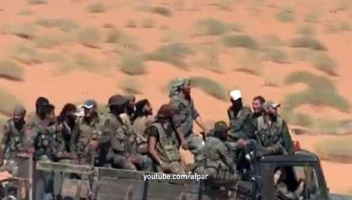 Американские наёмники начали беспорядочное бегство из Дейр-эз-Зора в Ирак