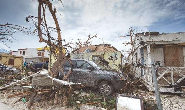 Ураган «Ирма» пришла уничтожить то, что не разрушил «Харви»
