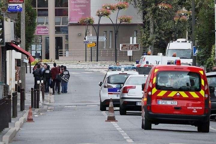 Франция: застрелены четыре человека на вокзале