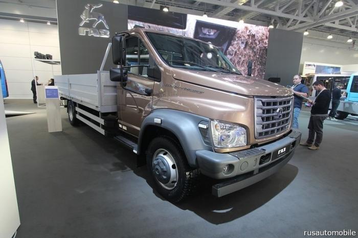 ГАЗон-десять-тонн. Новый первоклассный отечественный грузовик