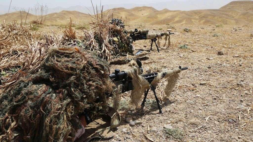 Коалиция США срочно развернула операцию в Дейр эз-Зоре, спасая остатки своих террористов