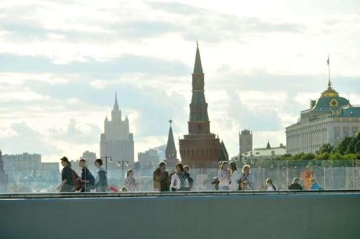 Главный архитектор Москвы рассказал о новом парке «Зарядье»