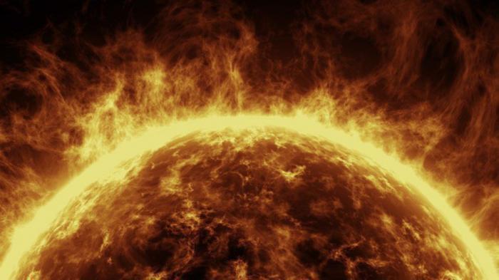 Новой вспышке на Солнце присвоен наивысший класс активности, четыре за неделю