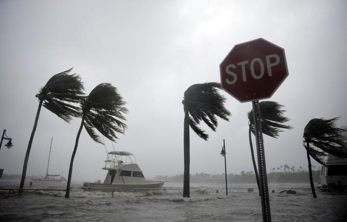 Ураган Ирма: конец света, ставший реальностью