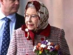 Королева Великобритании Елизавета II похоронена в Москве?