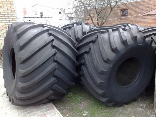 НаАлтае начали производить самые большие вРоссии шины для сельхозтехники