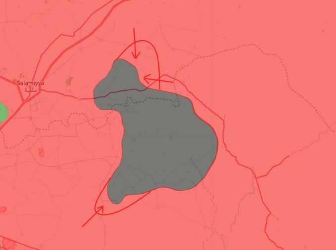 Сирия: передел «наследия» ИГИЛ началася