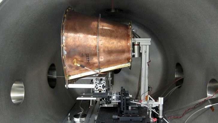 Началась легализация эфирогенераторов: микроволновый генератор ракетного двигателя EmDrive