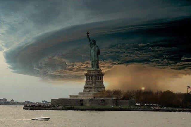 Ураганы в США – искусственные и созданы установкой HAARP, – заявил Японский учёный