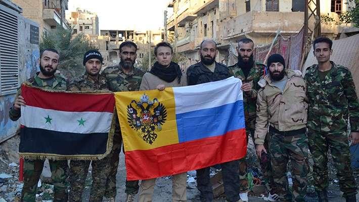 Армии Сирии осталось освободить от американских наёмников всего 15% своей территории