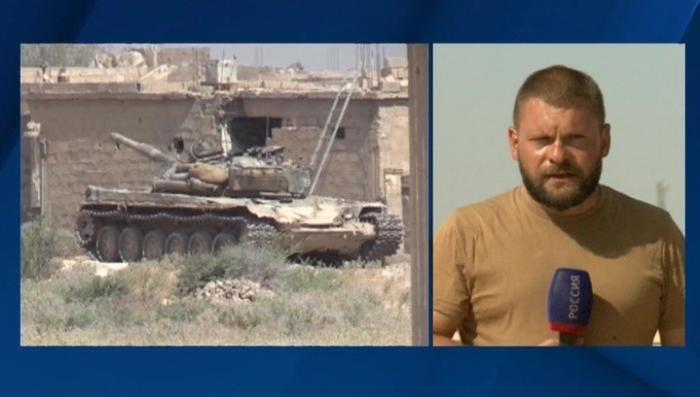 Сирия: как идёт наступление на позиции американских наёмников ИГИЛ в Дейр-эз-Зоре