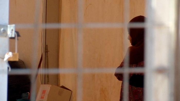 Репортаж из секретного лагеря, где содержат семьи боевиков ИГ