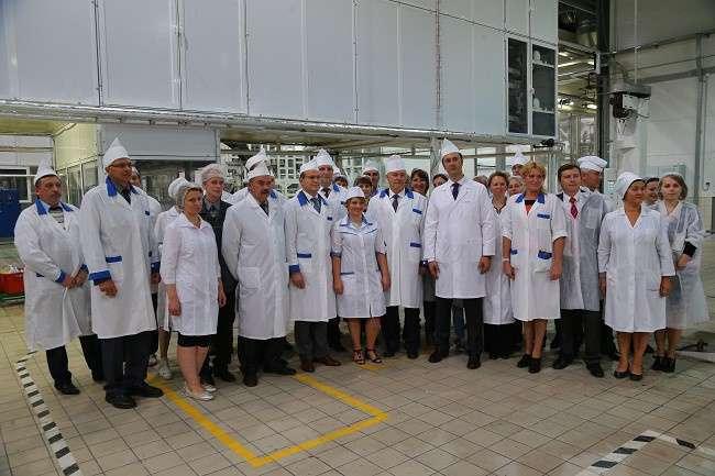 В Петербурге открылся первый с советских времен новый хлебозавод