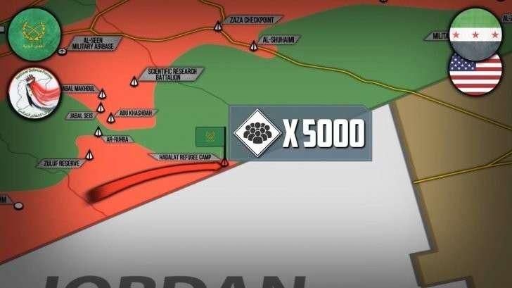 Сирия: правительственная армия близка к столкновениям с Курдами в Дейр эз Зоре