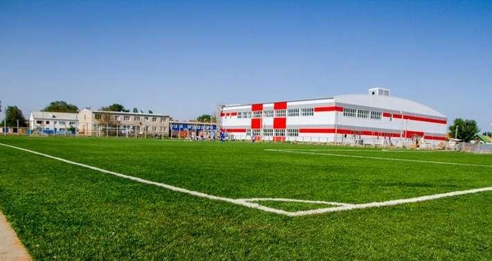 В Астраханской области появился новый спортивный комплекс