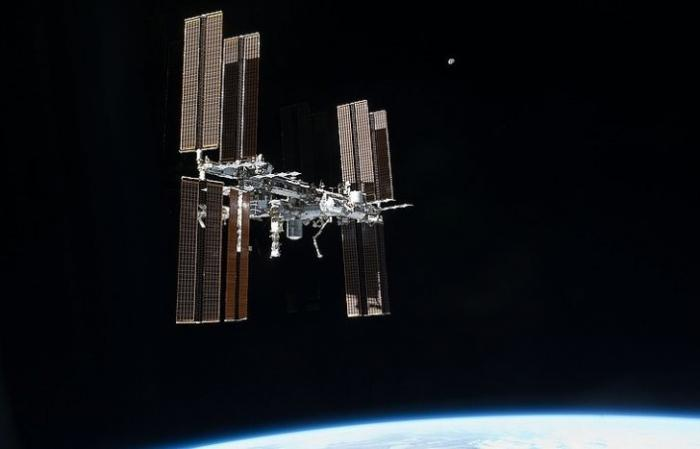 Космический корабль «Союз МС-06» пристыковался к Международной Космической Станции