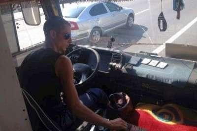 Киев: избили водителя, отказавшегося бесплатно катать семью погибшего «хероя»