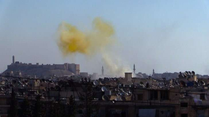 Саудовская Аравия причастна к контрабанде ливийских химикатов в Сирию