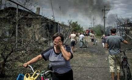 МИД России ужаснулся выводам наблюдательной миссии ООН по правам человека на Украине