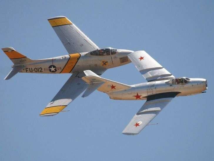 Корея: война которая подломила мощь ВВС США