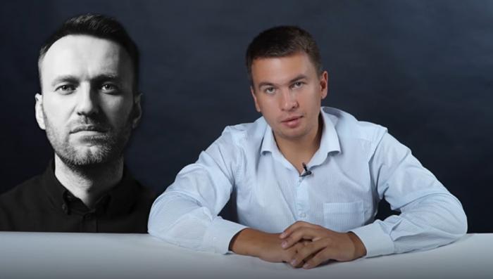Агент Навальный: юрист Илья Ремесло запустил разоблачительный сайт